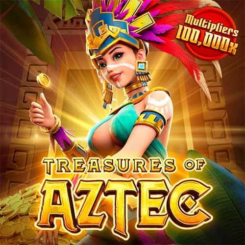 treasure-of-aztec-banner pg slot